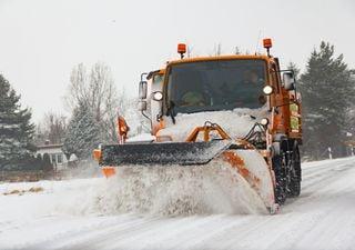 Wintereinbruch bringt Schnee und Glätte!