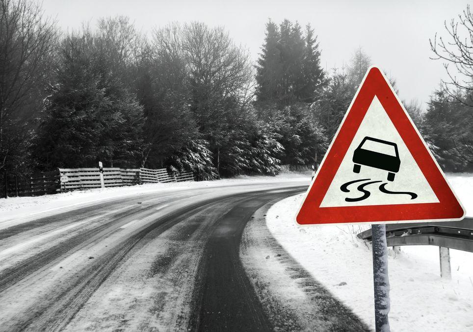 Straßenglätte Vorhersage