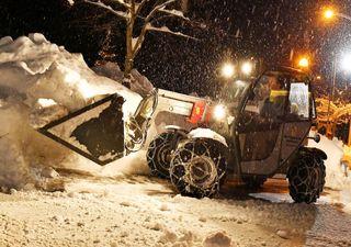Heftiger Wintereinbruch in Deutschland: Schneemassen und Dauerfrost!