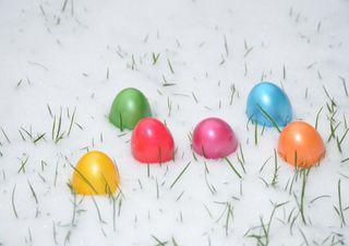 Winterwetter an Ostern? Der erste Wettertrend!