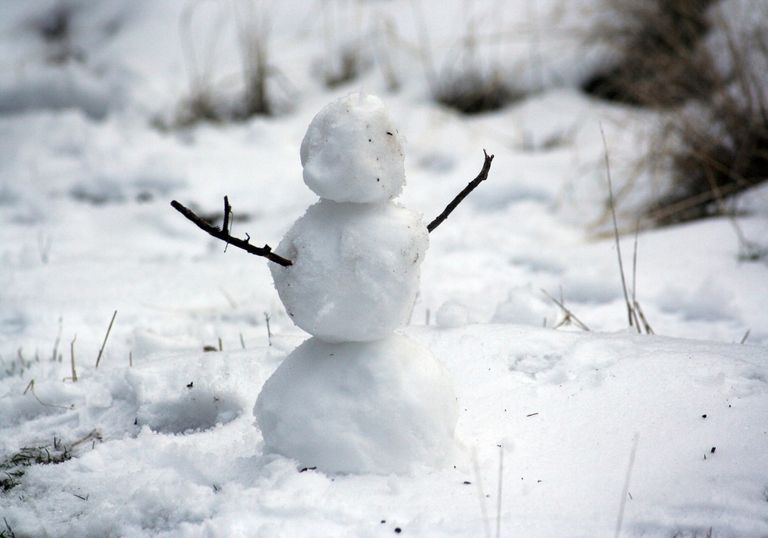 Dezember eher mild