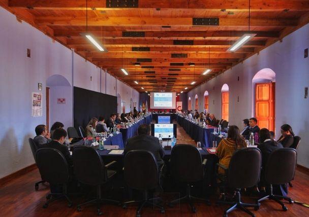 Xix Conferencia De Directores Iberoamericanos Del Agua