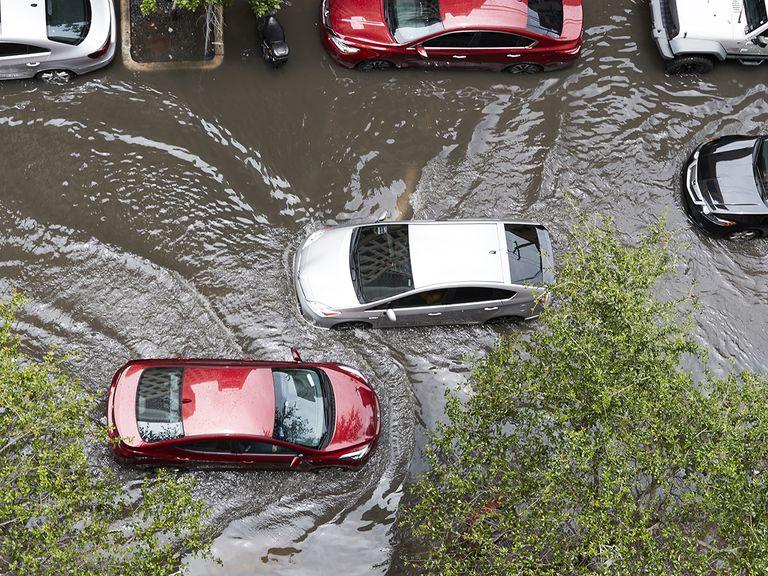 DANA inundación