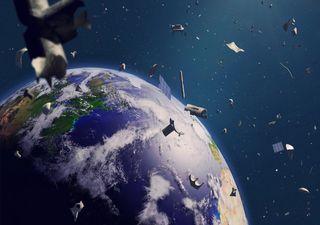 ¿Y qué haremos con la contaminación espacial?