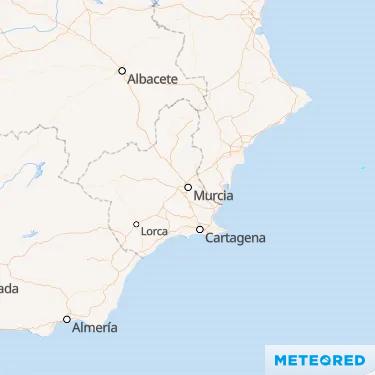 Radar Murcia