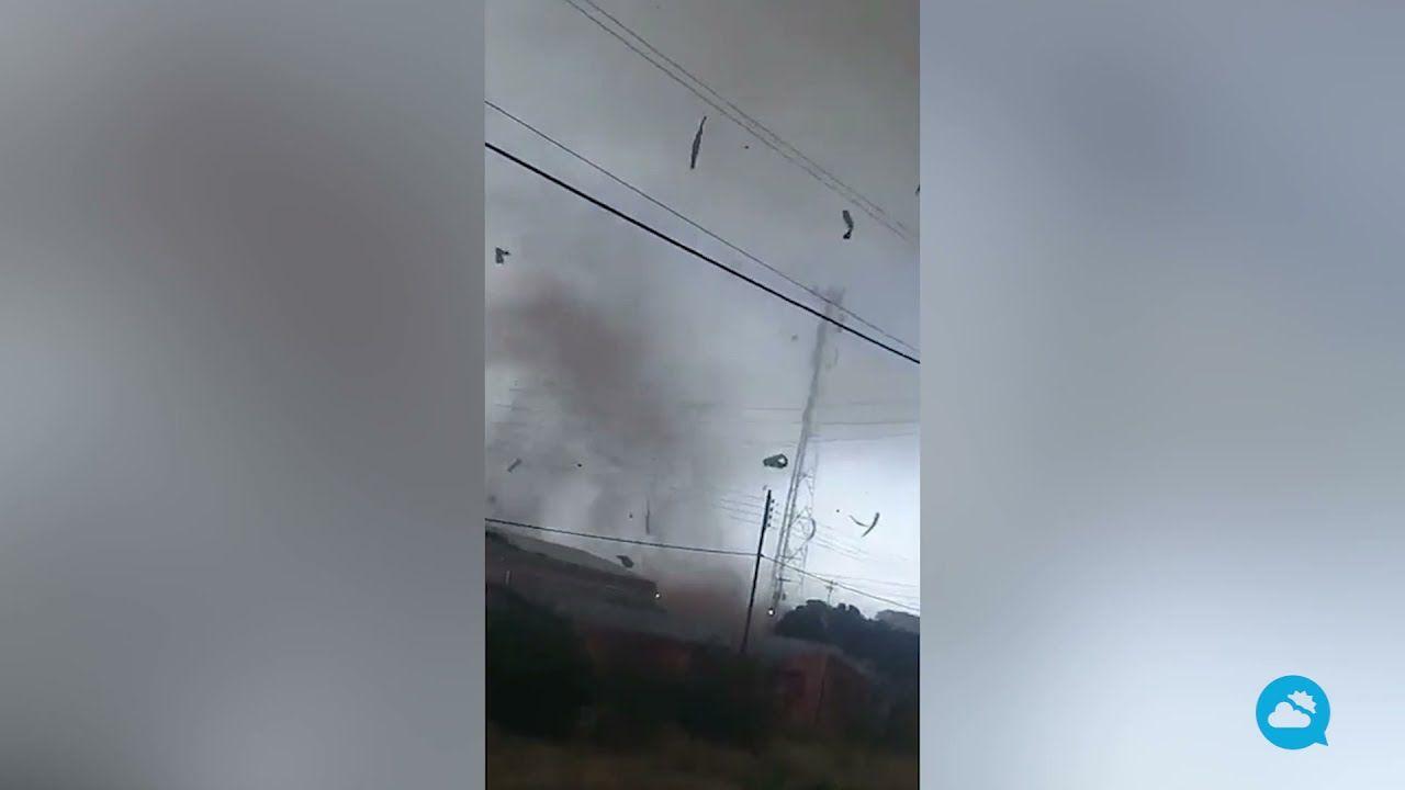 Tornado en Venezuela