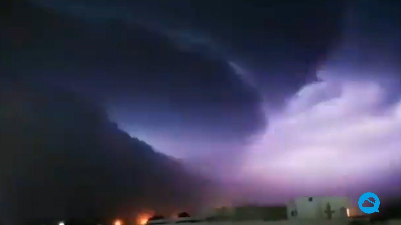 Las tormentas siguen provocando problemas en Omán