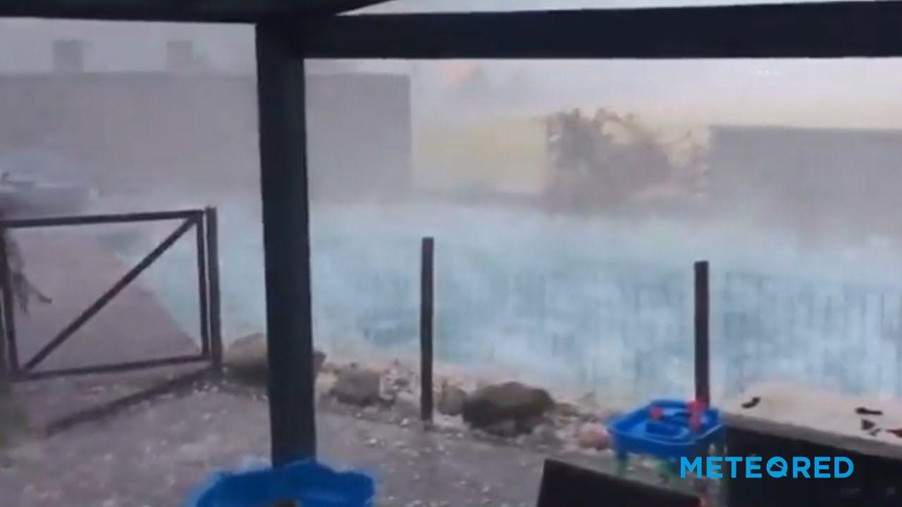 Temporali scaricano forti piogge in molte parti d'Europa