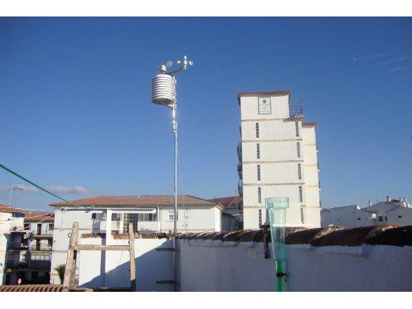 Fotos Estación meteorológica Ronda Tiempo
