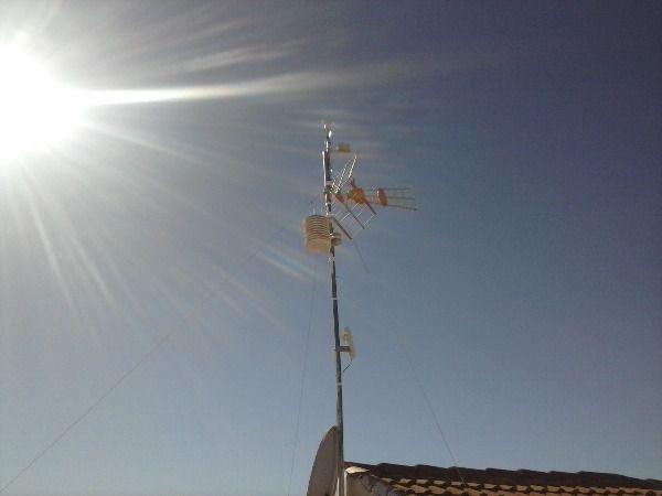 Photos Weather station METEOHUESCAR