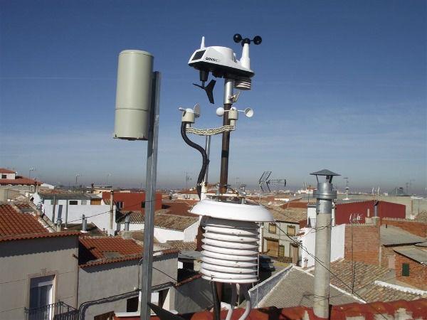 Fotos Estación meteorológica MeteoMembrilla