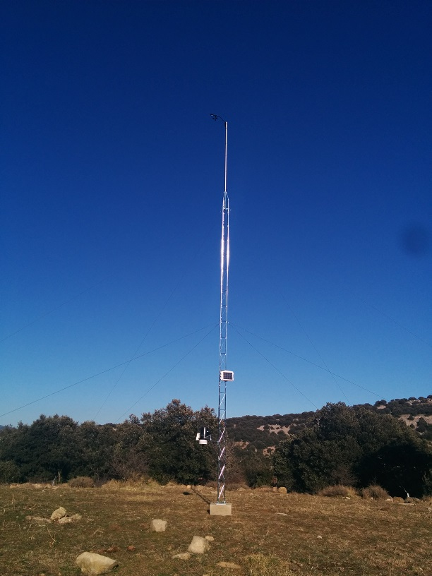Fotos Estación meteorológica Catí - L'Avellà