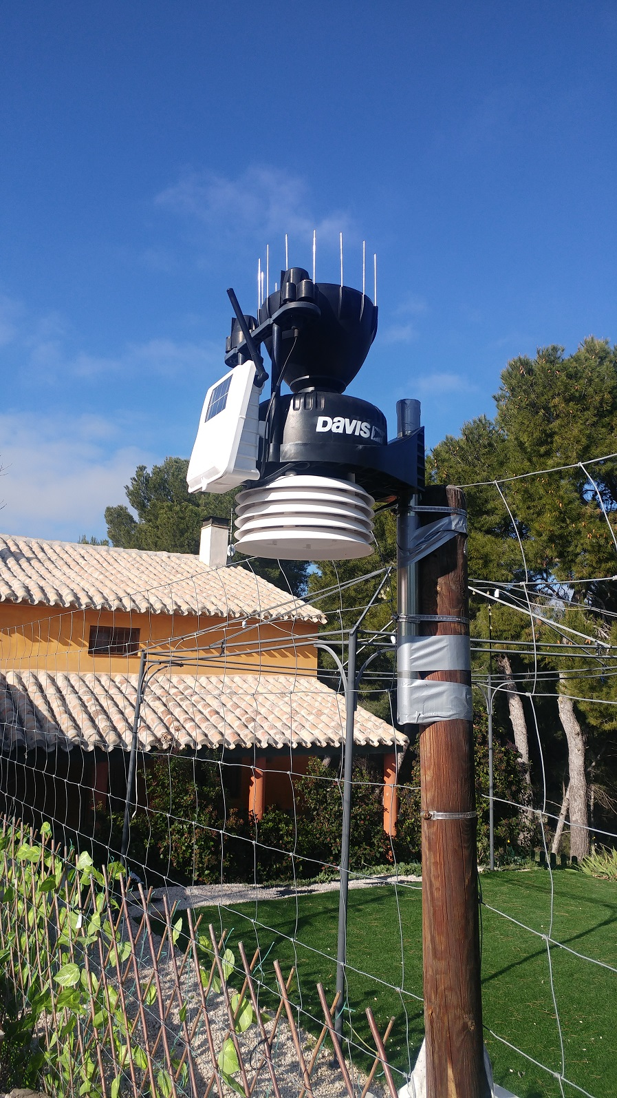 Photos Weather station Caravaca - La Encarnacion
